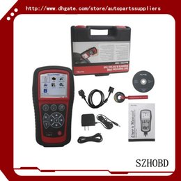 Wholesale 100 Original Autel TPMS Diagnostic And Service Tool MaxiTPMS TS601 TS Free Update For One Year