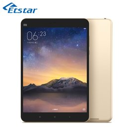 Wholesale Original Xiaomi Mipad Mi Pad Tablet PC Intel Atom X5 Quad Core GB RAM GB ROM quot Retina X1536 MP Camera mAh