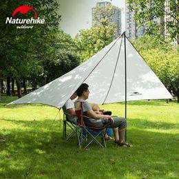 Wholesale Naturehike Sun Shelter Waterproof Awning Canopy Tent Beach Tent Beach Shade Tarp Pergola Camping Sunshade Anti UV Gazebo KG