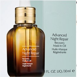 Wholesale Face Skin care products advanced night repair recovery mask in oil moisturizing repairing cream ml