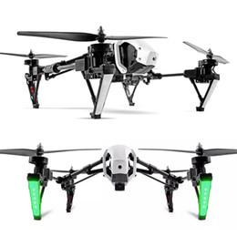 Promotion dji inspirer drone 2016 New WLtoys Q333 VS DJI Inspire 1 5.8G 4CH Transformer FPV Drone Professional Un mode retour Headless Key avec caméra HD 720P FPV