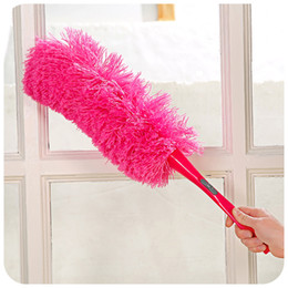 Wholesale A feather duster shan of dust Superfine fiber bending family car cleaning dust g