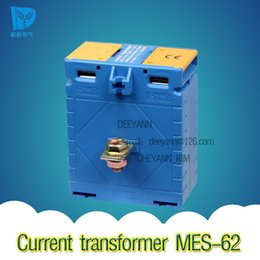Wholesale Mes B Current transformer Low voltage transformer AC Current Transducer Sensor Transmitter Transformer