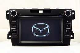 Wholesale Car DVD Player for Mazda CX CX7 with GPS Navigation Radio Bluetooth USB Audio Video Stereo
