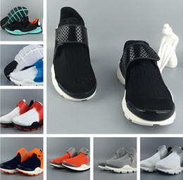 Wholesale Sock Dart SP Fragment top quality man and woman running shoes Mix order accept size eur