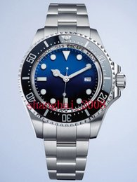 New AAA QUALITY automatic top brand stainless steel black blue dial mens Mechanical Watches