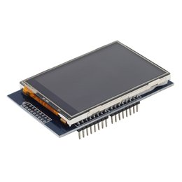 Wholesale Inch TFT LCD Display Touch Screen Module with SD Slot For Arduino UNO