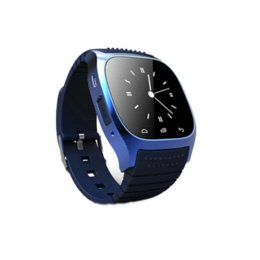 New Smart Bluetooth Watch Smartwatch M26S with Dial Alarm Barometer Music Player Pedometer for Android IOS Mobile Phone