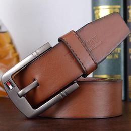 Ceintures de concepteur mens pour les jeans à vendre-2016 nouvelles ceintures de marque pour hommes ceintures broche en cuir de luxe Boucle Casual Jeans sangles ceintures de créateurs originaux CINTURONES mujer