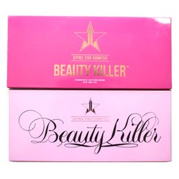 Wholesale New arrival Five Star Beauty Killer Eyeshadow Palette Colors Eye Shadow Makeup Cosmetics Highlight