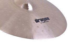 Arborea Dragon series 100% handmade 14 inch HIHAT drum cymbal for sale from china