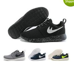 Wholesale 2016 FREE Run Running Shoes For Men Women Roshe Run Walking Shoes Racing Tennis MEN WOMEN Jogging Shoe Season Ending Clearance