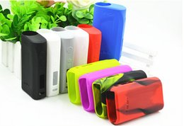 Ipv5 Silicone Case Cover Ecig Box Mod iPV 5 200W TC Protective Sleeve Pioneer4You iPV5 Rubber Sleeve Skin Colorful For IPV Vape Mod