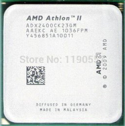 Wholesale AMD Athlon II X2 processor GHz MB L2 Cache Socket AM3 Dual Core scattered pieces cpu cpu