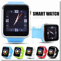 Wholesale A1 Smartwatch U8 GTO8 Bluetooth Smart Watch Waterproof Smart Watch For Iphone Android Cell phone inch SIM Card with Retail Box