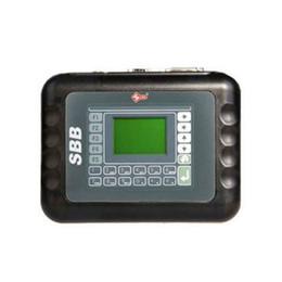 Wholesale Quality SBB Key Programmer V33 Newest SBB Auto Key Programmer