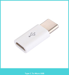Type-C Converter to Micro USB 2.0 Adapter To USB Type C OTG For New MacBook Nokia N1 OnePlus 2 Huawei P9 Pro Max Xiaomi 4C Meizu Pro 5