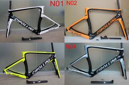 Chinese OEM Carbon Road Frame Cipollini NK1K Carbon Bike Frame T1000 Carbon Frame cadre velo carbone 2016 telaio carbonio