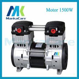 Wholesale Manka Care Motor W Oil free Air compressor dental Compressor oxygen concentrator air source ozone generator air source