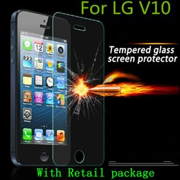 Wholesale Tempered Glass Screen Protector Explosion proof For LG LG NEXUS X G flex V10 G VISTA