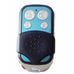 XQCarRepair 1pc car alarms remote control clone 433mhz self copy auto door remote key duplicator remote garage door opener A002