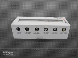 Wholesale 100 Original Ai one V One Kit Glass Wax Vaporizer Ceramic Disk Vape Pen Best Selling Huge Vapor Electronic Cigarettes Kit