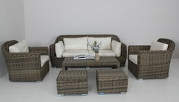 NEW design Environmental PE rattan wicker sofa set,wicker furniture Garden patio furniture outdoor furniture,Rattan Sofa Set