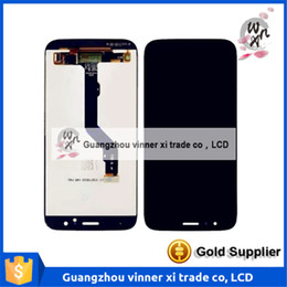Wholesale Top Quality quot For Huawei Ascend G8 LCD Display And Touch Screen Digitizer Assembly Module Black White Gold
