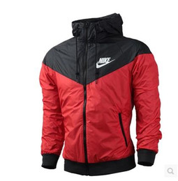 Wholesale The Winter Autumn Womens Mens windbreakers sport jackets for man hoodies brand jacket fashion plus size bomber jacket women blue jackets