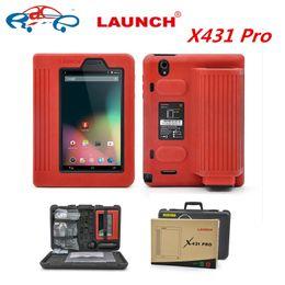 Wholesale Launch X431 Pro Advanced Professional diagnostic tool x pro Wifi Bluetooth function Original Launch X431 Pro update online