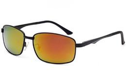Sunglasses For Men Fashion Polarized Sunglases High Quality Sunglass Al-Mg Foot Polar Sun Glasses Mens Luxury Designer Sunglasses 1L6A8