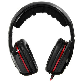 Somic G909 7.1 Virtual Surround Sound USB Gaming Headset with Vibrating Function Mic Voice Control Free shipping