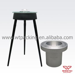 Wholesale USA Ford Cup NO paint viscosity cup with stand Paint Viscosity Measurement Viscosity Ford Cup