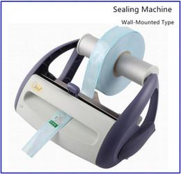 Appareil dentaire générique Appareil d'étanchéité par impulsion Type mural pour le paquet de stérilisation à partir de équipements d'emballage fabricateur