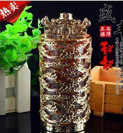 Wholesale Explosion models golden pot faucet clouds random delivery