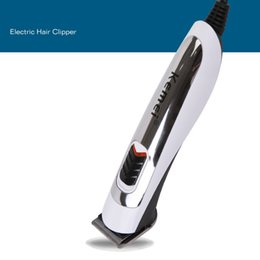 Wholesale Batteries or Rechargeable Hair Clipper Precision Cutting Blades Hair Trimmer Advanced Shaving System Hair Cutting Machine