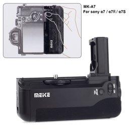 A7s sony en venta-Meike MK-A7 Cámara vertical titular de la batería para Sony A7 A7R A7S como VG-C1EM