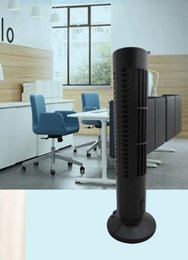 Wholesale DHL SF Mini USB airconditioning fan vertical air multiplier shape and artful design USB bladeless air cooling fan colors
