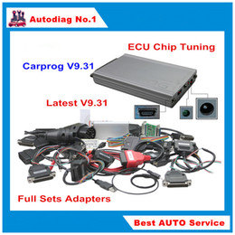 Wholesale Carprog V9 ECU Chip Tunning for car radios odometers dashboards immobilizers repair including advanced functions