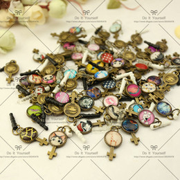 Wholesale NEW Gift Mobile Phone Dustproof Plug Glass Cabochon Jewelry Cartoon Dustproof Plug Manual The Customization Dustproof Plug DIY