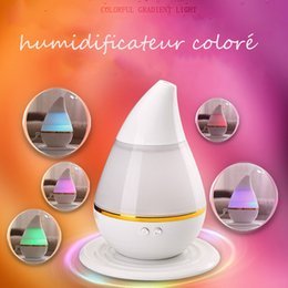Wholesale Dripping Mini Usb Ultrasonic Humidifier Aromatherapy Diffusers Atomizer Portable Air Humidifier Purifier Mist Maker Humidifiers For Babies