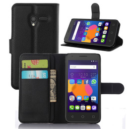 For Alcatel One Touch Pop 3 (5) 5.0 Inch Case Cover Wallet Style Flip Cover PU Leather Case Phone Cover