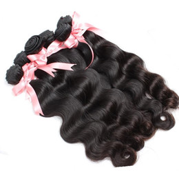 10PCS LOT Body Wave Brazilian Virgin Human Hair Extensions Unprocessed Natural Color Virgin Hair Weave weft 8-30inch Dyeable for greatremy