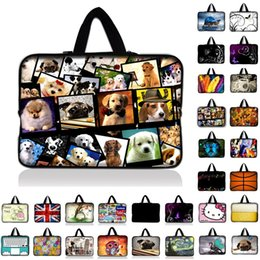Wholesale Pug Laptop Bag Notebook Tablet PC Smart Cover Pouch For ipad MacBook waterproof Sleeve Case inch
