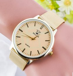 Fashion watches the new Geneva watches both neutral quartz watch