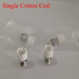 Wax Globe Atomizer Core Replaceable Coil Head for Bulb Glass Tank Atomizer M6 Globe Tank Clearomizer in stock DHL free to USA
