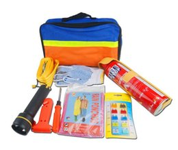Wholesale Car Emergency Kit Car Vehicle Portable Emergency Car Rescue Package Tool Outdoor Driving Supplies Easy To Carry