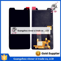 Wholesale LCD For Motorola DROID RAZR M XT890 LCD Display Screen With Touch Screen Digitizer Assembly Replacement Parts XT907 LCD