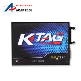 Wholesale 2016 High Quality KTAG K TAG ECU Programming Tool Master Version No Token Limited K TAG Hardware
