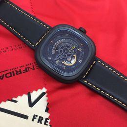 Wholesale 2016 New High Quality Fashion SF P3 Voice Industrial Essence Watch Men and Women Watch Fashion Wristwatch SF watch original box